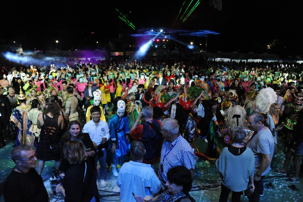 Andong festival-opening