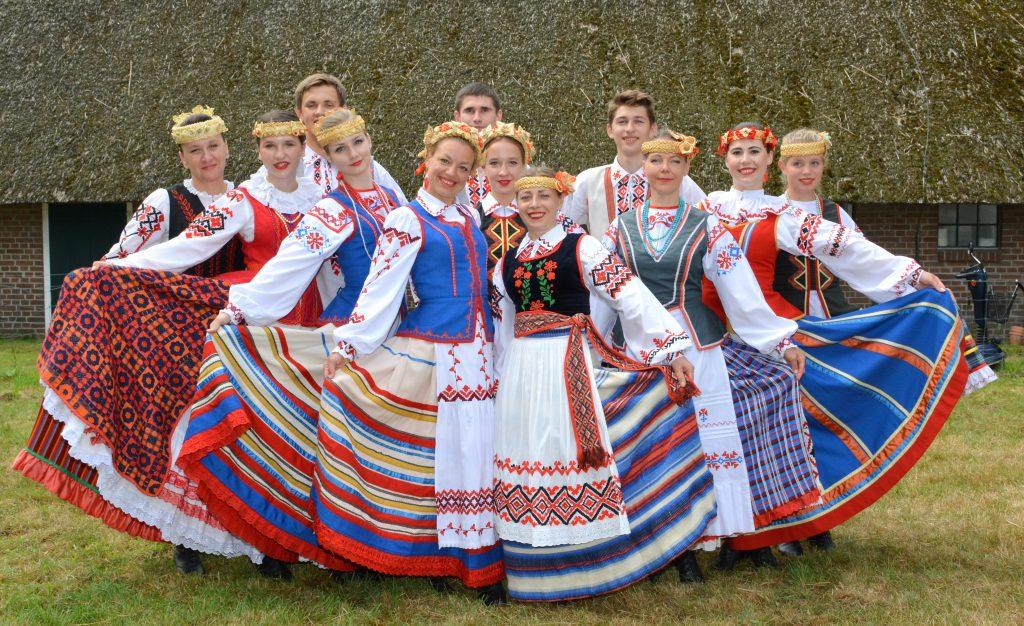 SIVO2019 - Belarus groepsfoto